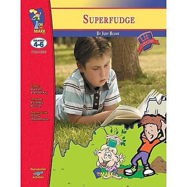 Superfudge Lit Link, Grade 4-6