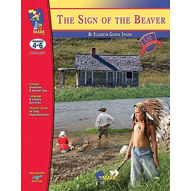 The Sign of the Beaver Lit Link, Grade 4-6