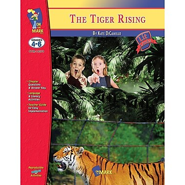 The Tiger Rising Lit Link, Grade 4-6
