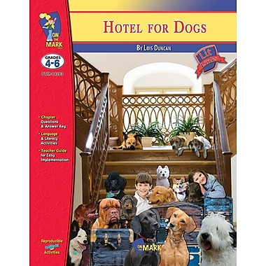 Hotel For Dogs Lit Link , Grade 4-6