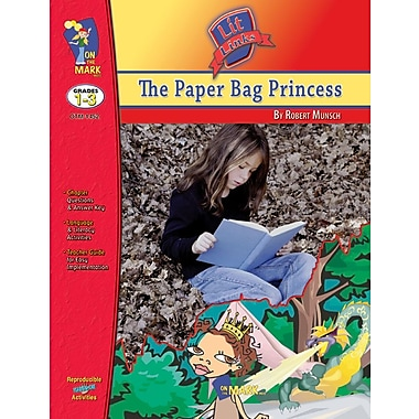 Paper Bag Princess Lit Link, Grade 1-3