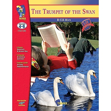 Trumpet of the Swan Lit Link, Grade 4-6
