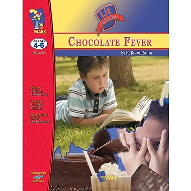 Chocolate Fever Lit Link, Grade 4-6