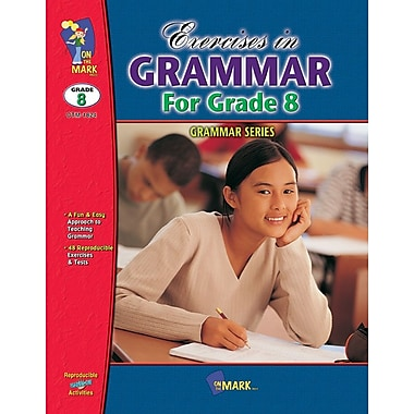 Exercises in Grammar, Grade 8