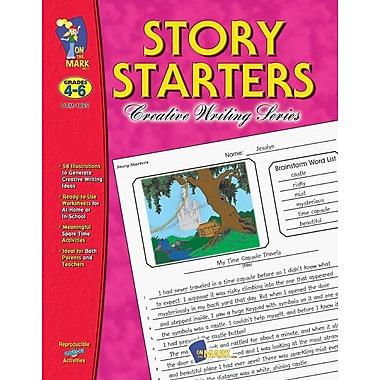 Story Starters, Grade 4-6