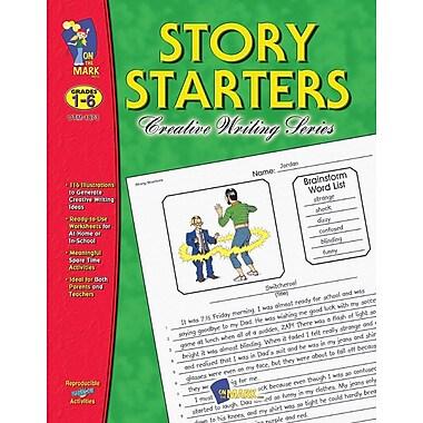Story Starters, Grade 1-6