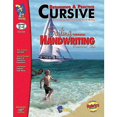 Beginning and Practice: Cursive - Traditional, Grade 2-4