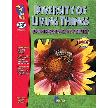 Diversity of Living Things, Grade 4-6