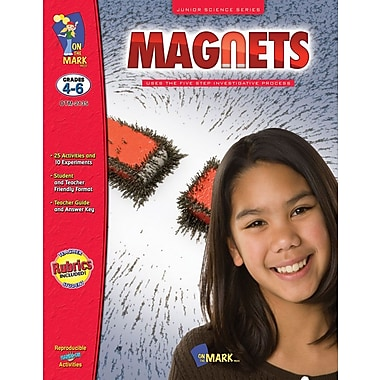 Jr. Science Series: Magnets, Grade 4-6