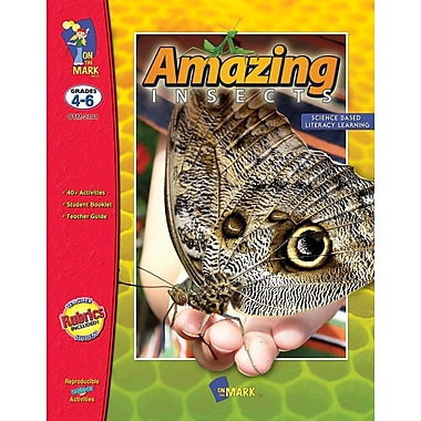Amazing Insects, Grade 4-6