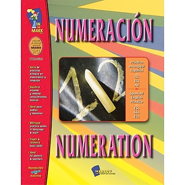 A Bilingual Skill Building Workbook: Numeracion/Numeration, Grades 1-3