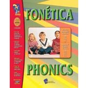 A Bilingual Skill Building Workbook: Fonetica/Phonics, Grades 1-3