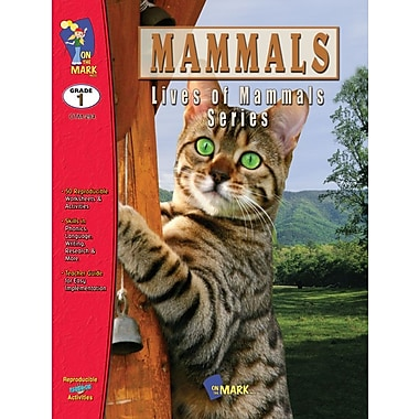 The Book of Mammals for Grades 1-6