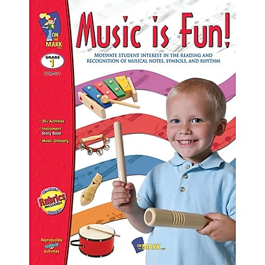 Music is Fun!, Grade 1