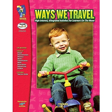 Ways we Travel, Grade PreK-K