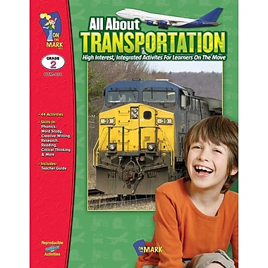 All About Transportation, Grade 2