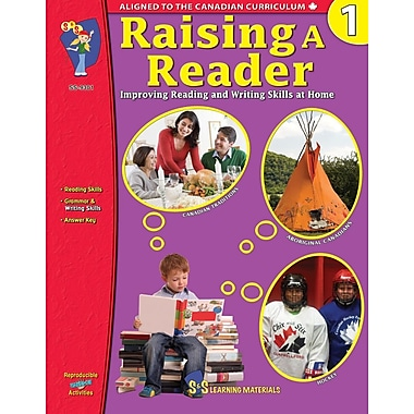 Raising A Reader Books for Grades 1-4