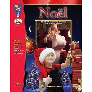 Christmas, Grades 1-3 (French Book)