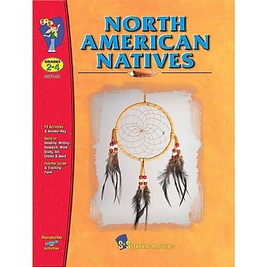 North American Natives, Grade 2-4