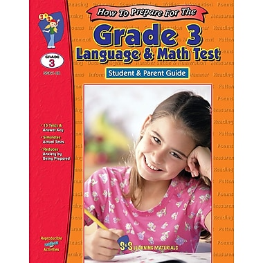 The Parent's Guide for Grade 3 Tests