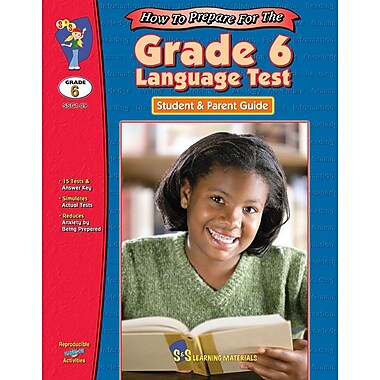 The Parent's Guide for Grade 6 Language Tests