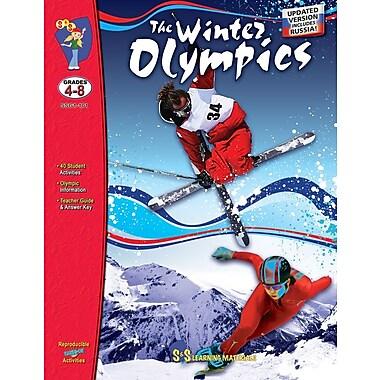 The Winter Olympics, Grade 4-8