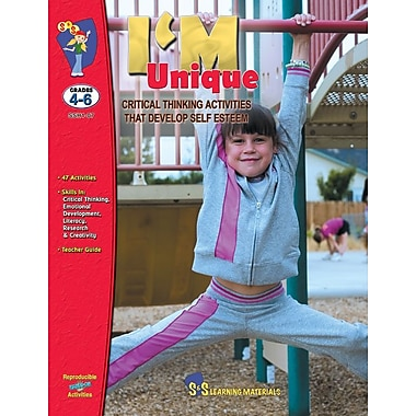 I'm Unique, Grade 4-6