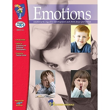 Emotional and Cognitive Development: Emotions, Grade PreK-2