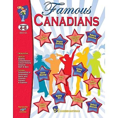 Famous Canadians, Grade 4-8