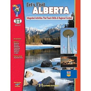 Let's Visit Alberta, Grade 2-4
