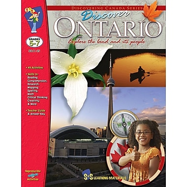 Discover Ontario, Grade 5-7