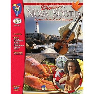 Discover Nova Scotia, Grade 5-7