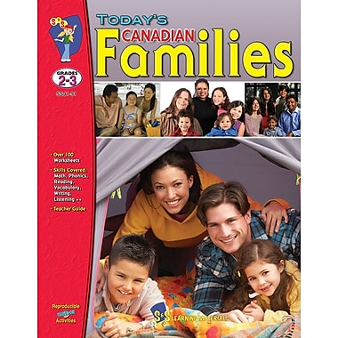 Today's Canadian Families, Grade 2-3