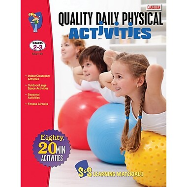 Canadian Quality Daily Physical Activities, Grade 2-3