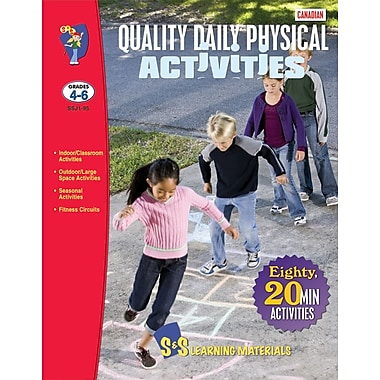 Canadian Quality Daily Physical Activities, Grade 4-6