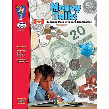 Money Talks, Grade 3-6