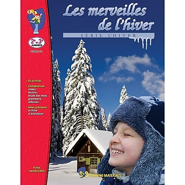 Winter Wonderland, Grades 2-3 (French Book)