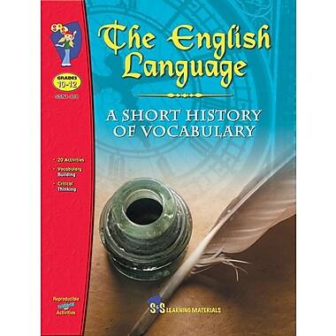 English Language, Grade 10-12