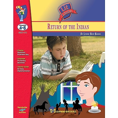 Return of the Indian Lit Link, Grade 4-6
