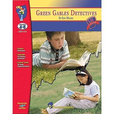 Green Gables Detectives Lit Link, Grade 4-6