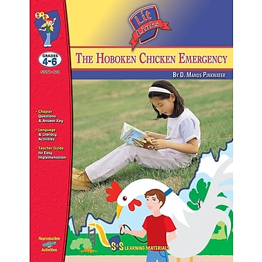 Hoboken Chicken Emergency Lit Link, Grade 4-6