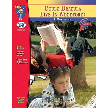 Could Dracula Live in Woodford? Lit Link, Grade 4-6