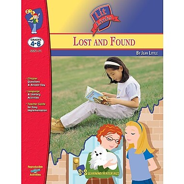 Lost and Found Lit Link, Grade 4-6