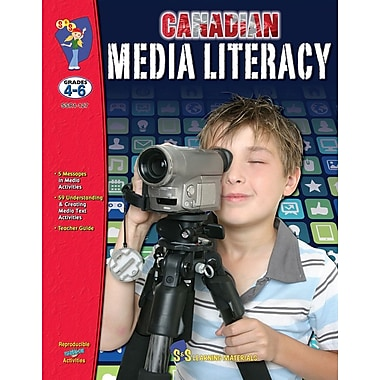 Canadian Media Literacy, Grade 4-6