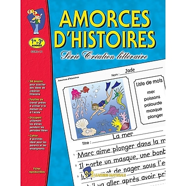 Let the Stories Begin, Grades 1-3 (French Book)