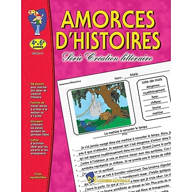 Let the Stories Begin, Grades 4-6 (French Book)
