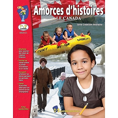 Let the Stories Begin : Canada, Grades 1-3 (French Book)