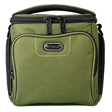 Bower® Dazzle Series Medium Camera/Video Bag, Green