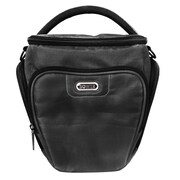 Bower® Dazzle Series Large Camera/Video Bag, Black