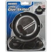 FPC 805 Surebonder Melted Black Adhesive Glue Skillet